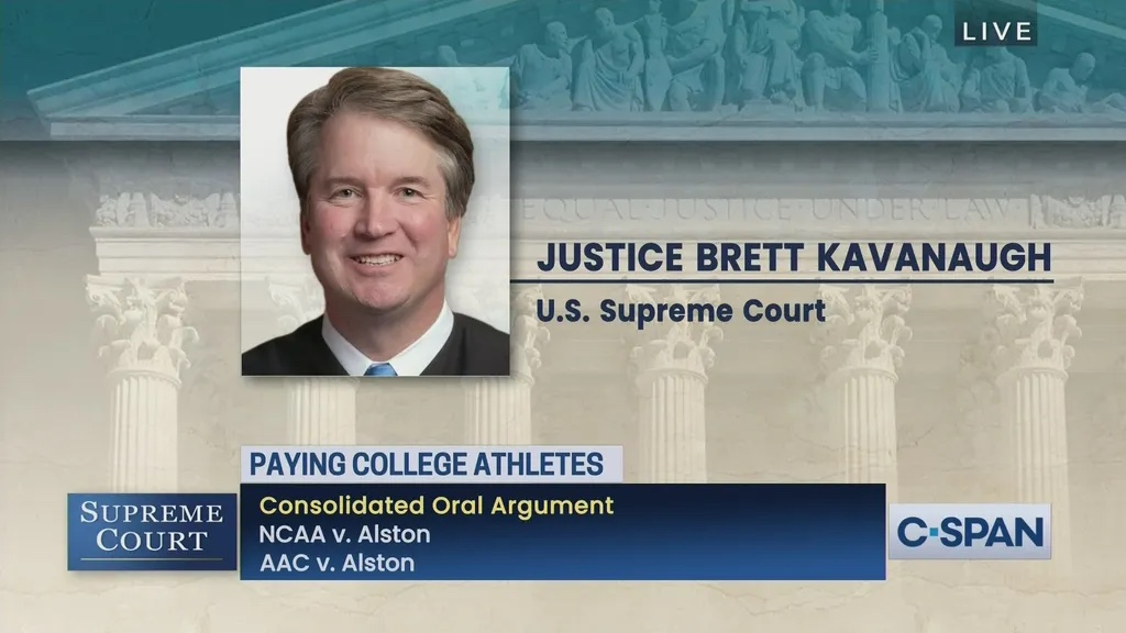 NCAA v. Alston] Oral Argument | C-SPAN.org
