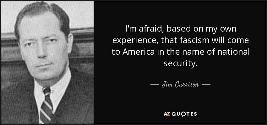 Jim Garrison   C-SPAN.org