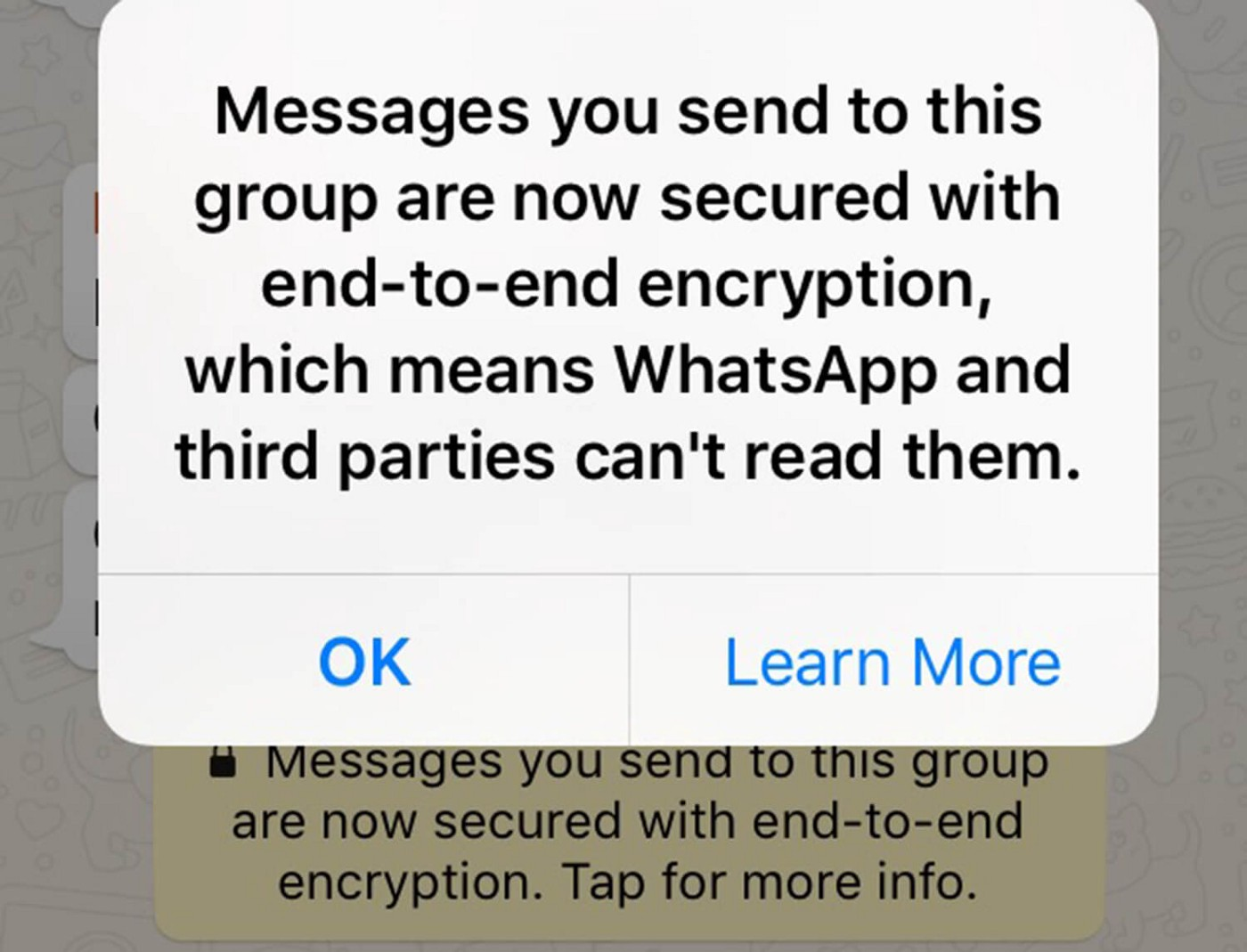 Backdoor To WhatsApp End-To-End Encryption   by d'wise one   Chip-Monks    Medium